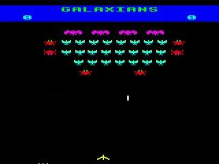 Galaxians [SSD] image